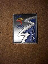 Sydney 2000 Olympics Pin Badge