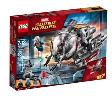 LEGO Marvel Super Heroes 76109 Quantum Realm Explorers 200pcs