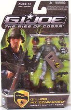 "GI Joe Rise of Cobra Pit Commando Trooper 2009 3.75"" Action Figure Hasbro"