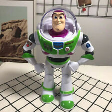 Buzz Lightyear Toy Story 4 Talking Walking Lighting Action Figure Birthday Gift