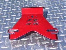 Yamaha 2009-16 FZ-6R Fender Eliminator / Tail Tidy / Plate Bracket FZ6R -  Red