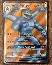 Pokemon Card   MACHAMP GX  Ultra Rare FULL ART 135/147 BURNING SHADOWS *MINT*
