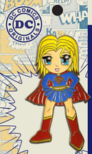SUPERGIRL ANIME - DC COMICS - LAPEL/HAT PIN - BRAND NEW - FS0205