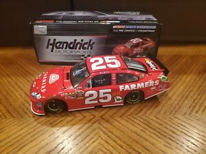 1/24 Mark Martin #25 Farmer's Insurance 2011 Impala All Star Race 524 of 776 NIB