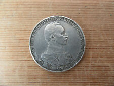3 Mark silbermünze wilhelm 2 Deutsches Reich 1913
