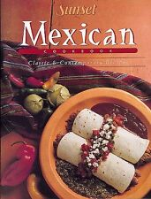 Mexican Cook Book: Classic and Contemporary Recipe