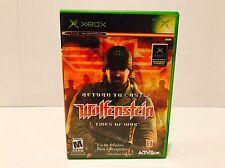 Return to Castle Wolfenstein: Tides of War - Original Xbox Game