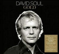 DAVID SOUL / SOLE - Gold - The Very Best Of - Greatest Hits 3 CD NEW / Sealed