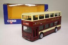 Corgi C675/1; MCW Metrobus; Reading Transport X1 London Aldgate; Excellent Boxed