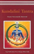 Kundalini Tantra by Satyananda Saraswati Spiritual Yoga Chakra opening Book