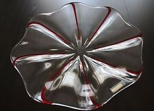 Authentic Formia Murano Giant Art Glass Centerpiece