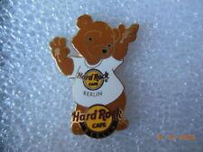 Hard rock cafe Berlin-Classic Bear series pin