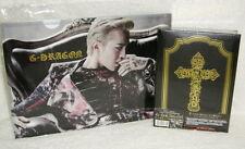 G-Dragon Mini Album Vol.1 One of A Kind Gold Edition Taiwan Ltd CD +Folder