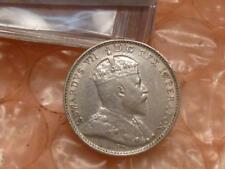 Canada 1903 H Large H Silver 5 Cents High Grade #2