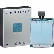 Azzaro Chrome 6.8 Oz 200ml Eau De Toilette Spray For Men