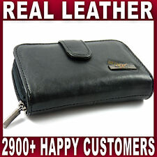 Ladies Womens REAL LEATHER PURSE wallet TOP QUALITY NEW 2900+ Happy Customers