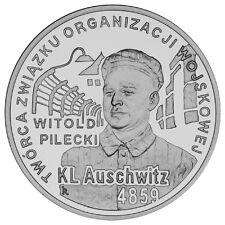 Poland / Polen - 10zl Liberation KL Auschwitz-Birkenau