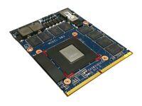 HP ZBOOK 17 G5 NVIDIA QUADRO P4200 8GB GDDR5 VIDEO CARD L30658-001 N18E-Q3-A1