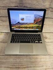 "Apple MacBook Pro 13"" 2011 A1278 MC700LL/A - i5-2.30 GHz, 4 GB, 500 GB"