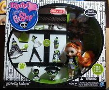 Blythe Littlest Pet Shop Get-Pretty Boutique #B33 #2251 #2329 Black White BNIB