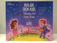 Men Are From Mars Women Are From Venus The Game                               J6