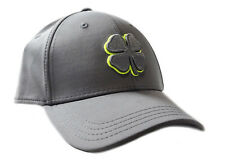 NEW Black Clover Premium Clover #93 Gray/Lime Green Fitted L/XL Hat/Cap