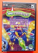 Sims Carnival: BumperBlast - NEW sealed CD Rom  *** FREE Shipping ***