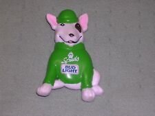 Bud Light - Spuds McKenzie Pin, Green Hat & Sweater