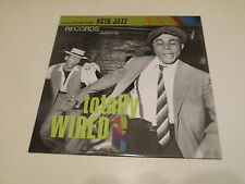 TOTALLY WIRED 6 - A collection from ACID JAZZ RECORDS - LP 1991 MADE IN UK