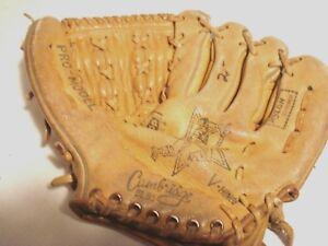 Vintage....Cambridge...Youth...Baseball...Glove...U.S.A.