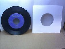 Old 45 RPM Record - Capitol F 2332 - Jane Froman - I Believe / Ghost of a Rose