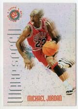 1995-96 Stadium Club Michael Jordan Warp Speed