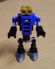 Lego Ninjago Figur - Mini Robot ( kleiner Roboter Bot blau ) Neu