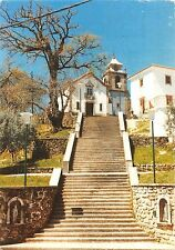 B96500 castanheira de pera portugal igreja do coentral e escadaria