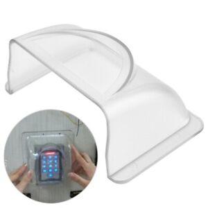 Plastic Rain Cover Waterproof Door Access Control Keypad Controller Rainproof