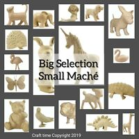 Decopatch Mache Animals, SA Paper Mache , Kids Craft  ***BIG SELECTION***