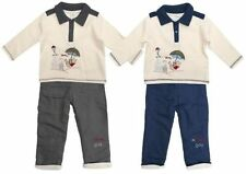 Conjuntos de ropa de niño de 0 a 24 meses de poliéster