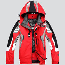 2018 Men's Winter Ski Suit Jacket Waterproof Coat Pantsuits Snowboard Snowsuits