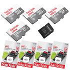 SanDisk Ultra micro SD Speicherkarte 16GB 32GB 64GB 128GB Memory Card 80-100MB/s <br/> ⭐DE Händler⭐Blitzversand⭐Top Produkt⭐Service⭐mit MwSt.