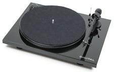 Pro-Ject Essential II Digital Turntable - Black