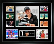 Ash Barty Signed Framed Memorabilia