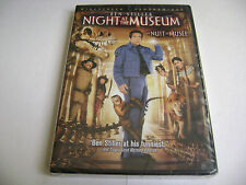 Night at the Museum (DVD, Widescreen) Brand New Factory Sealed / Ben Stiller