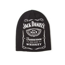 Licensed Jack Daniels  Beanie Hat **Free UK Delivery**