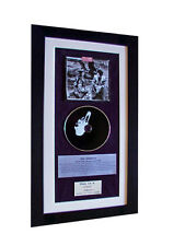 WHITE STRIPES Icky Thump CLASSIC CD Album TOP QUALITY FRAMED+EXPRESS GLOBAL SHIP