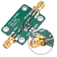0.1-4000MHz Gain 20dB Low Noise Wideband Microwave RF Amplifier Module oe