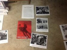 Oop! Movie Press Kit Val Kilmer Red Planet photo No Poster film Mars.