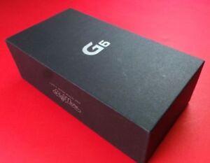 "NEW T-Mobile LG G6 H872 32GB 5.7"" Dual lens GSM 4G LTE Finger Face Recognation"
