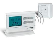 New COMPUTHERM Q7RF Wireless Digital Programmable Room Stat Thermostat 2 year W