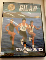 NEW and SEALED Gilad Step Aerobics 60 Minute Workout DVD Hawaii Fitness Exercise