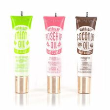 Broadway Vita Lip Gloss Clear Mint Rosehip Coconut Oil Clear Moisturize -3Pc Set